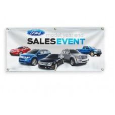 Full Color Photo Quality Custom Banner