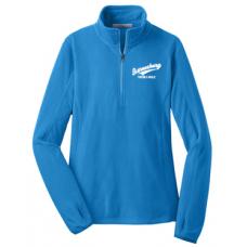 Barnesburg Microfleece 1/2-Zip Pullover