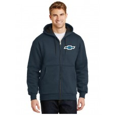 Joseph Chevrolet Thermal Lined Heavy Duty Fleece Hoodie