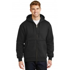 CornerStone® - Heavyweight Full-Zip Hooded Sweatshirt with Thermal Lining