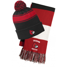 Colerain Soccer Beanie & Scarf Combo