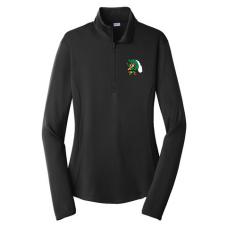 Monfort Heights Lightweight 1/4 Zip Jacket - Ladies Fit