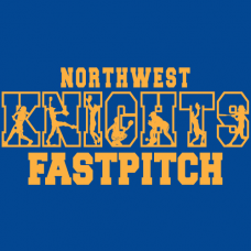 NW Fastpitch Spiritwear Tops
