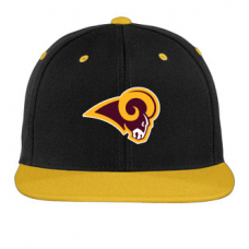 Ross Rams Flat Bill Snapback