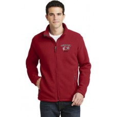 Band Fleece Zip Up