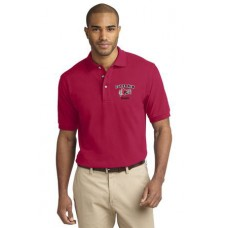 Band Support Cotton Polo