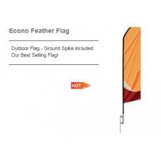 Custom 16' Feather Flag
