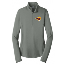 Ross Rams Ladies 1/4 Zip Jacket